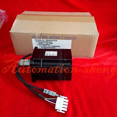 1PC New In Box Yaskawa Servo Motor SGMJV-08ADE6S One year warranty