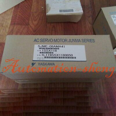 1PC New In Box Yaskawa SJME-08AMA41 Servo Motor One year warranty
