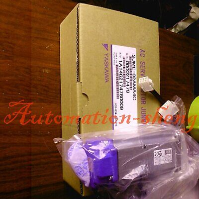 1PC New In Box Yaskawa SJME-02AMA4C Servo Motor One year warranty