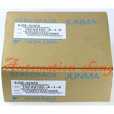 1PC New In Box Yaskawa SJDE-02APA SJDE02APA Servo Driver One year warranty
