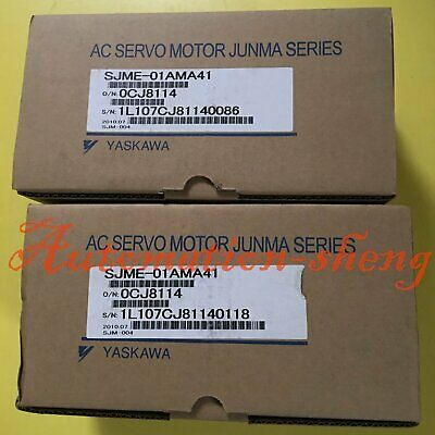 1PC New In Box Yaskawa Servo Motor SJME-01AMA41 1 year warranty