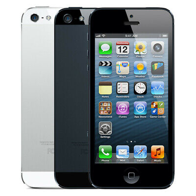 Apple iPhone 5 A1532 - 16GB, 32GB, 64GB - Unlocked and Network Locked Smartphone