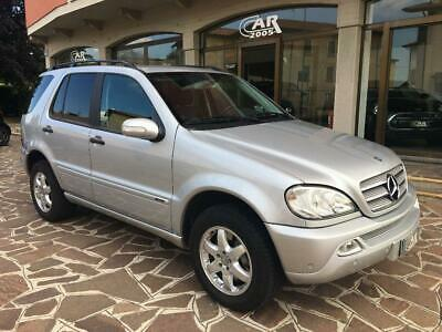 MERCEDES Classe M ML 270 CDI SE Leather