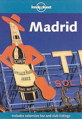 (Very Good)-Madrid (Lonely Planet City Guides) (Paperback)-Simonis, Damien-18645