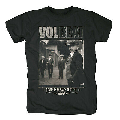 VOLBEAT - Rewind Replay Rebound Cover T-Shirt