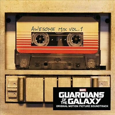 Guardians Of The Galaxy: Awesome Mix Vol 1 by Various Artists (CD)