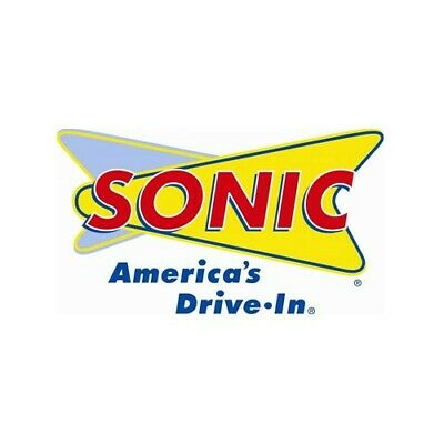 $70 Sonic Drive in E - Gift card