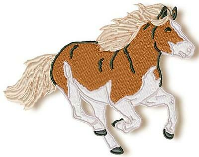 REALISTIC PONIES  10 MACHINE EMBROIDERY DESIGNS CD or USB