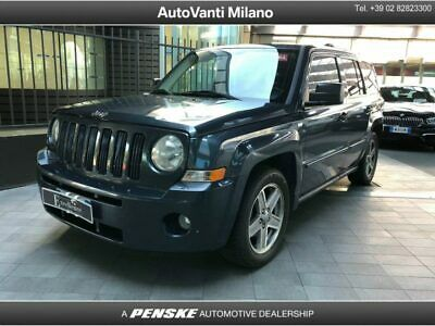 JEEP Patriot 2.0 Turbodiesel Limited