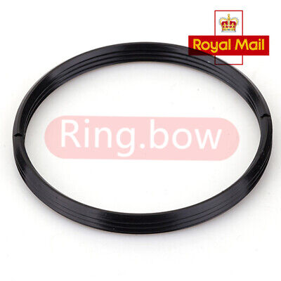 UK 39mm to 42mm 39-42mm Male-Famale Step-Up Lens Filter Hood Cover Ring Adapter