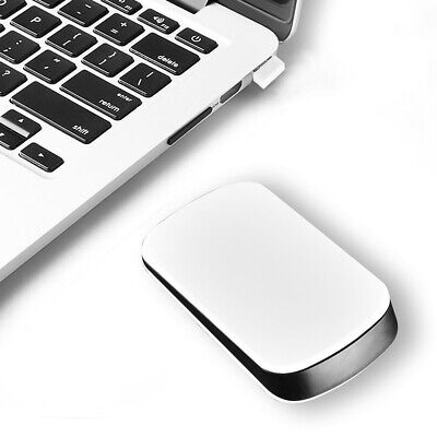Am_ Universal Mini 2.4G Wireless Pc Computer Notebook Optical 1200Dpi Touch Mous