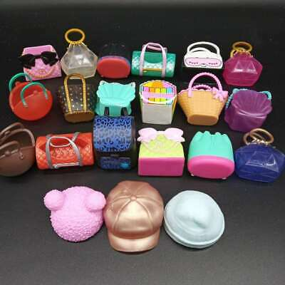 LOL Surprise Dolls lil sister accessory bag hat purse series 2 3 4 pick yours