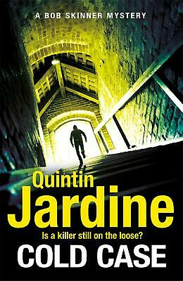 Cold Case (Bob Skinner series, Book 30) by Quintin Jardine Hardcover Book Free S