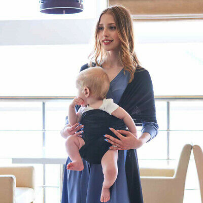 Adjustable Baby Carrier Sling Infant Comfort Wrap Hipseat Breastfeed Nursing