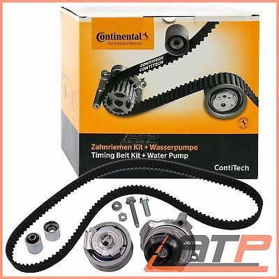 contitech timing belt kit skoda octavia 1z 04-08 2 0