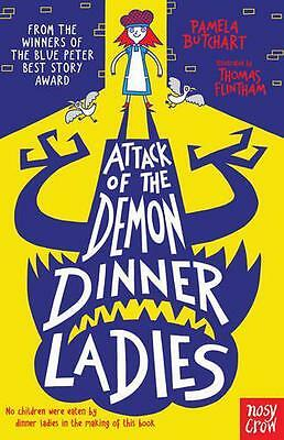 Attack of the Demon Dinnerladies by Butchart, Pamela, NEW Book, FREE & Fast Deli