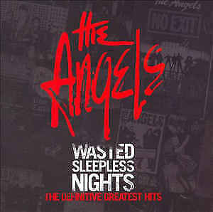 The Angels – Wasted Sleepless Nights (The Definitive Greatest Hits) CD
