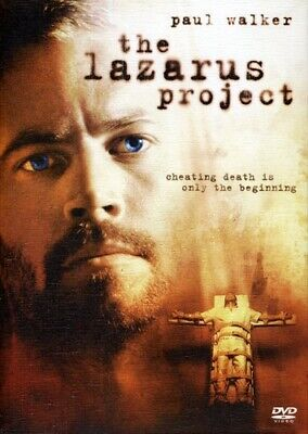 The Lazarus Project DVD