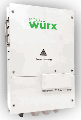 Eco Wurx Voltage Optimiser VO60 / VO100 Domestic & Light Commercial