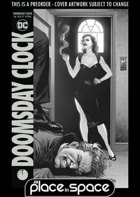 (Wk22) Doomsday Clock #10A - Preorder 29Th May
