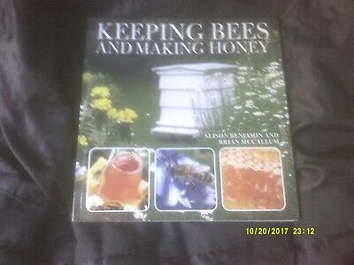 Beekeeping Manual -Bees, Hives, Techniques, Honey, Equipment, Etc...