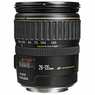 Canon EF 28-135mm f/3.5-5.6 IS USM Lens 2562A002