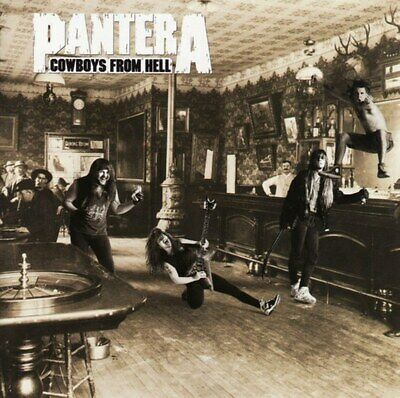 Pantera - Cowboys From Hell [2LP] (180 Gram double Vinyl)