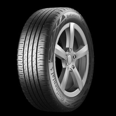 4 Gomme Continental 205/55 R16 91V CONTIECOCONTACT 6 pneumatici nuovi