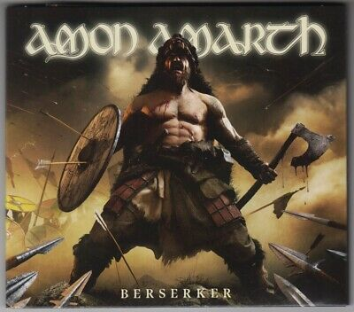 CD AMON AMARTH: Berserker  ++DigiPak 2019++