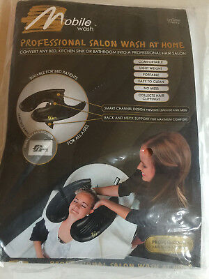 NEW Mobile Salon Convert Any Bed, Kitchen Sink, Bathroom into a Home Salon