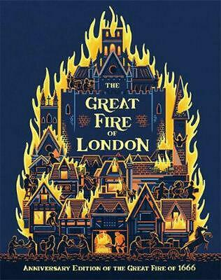Great Fire of London: Anniversary Edition of the Great Fire of 1666 by Emma Adam