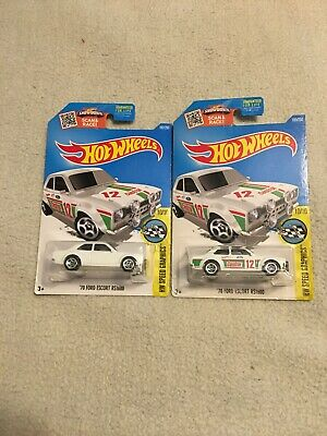 HOT WHEELS FORD Transit Connect #224 Art Cars 2018 packaging