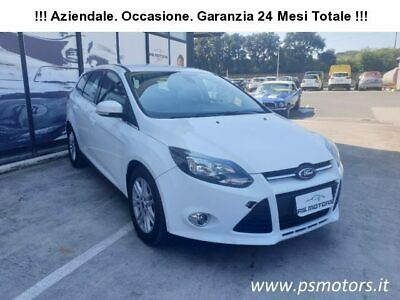 FORD Focus 1.6 TDCi 115 CV Powershift SW Business, Aziendale