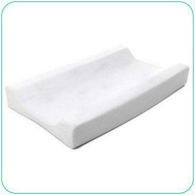 BabyRest Deluxe Change Mattress With Towelling Cover Boori (White) - 800 x 480 x