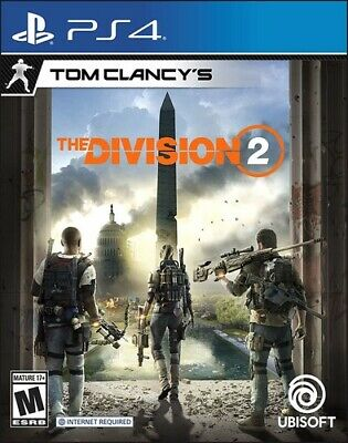 PlayStation 4 : Tom Clancys The Division 2 - PlayStation VideoGames