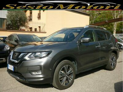 NISSAN X-Trail 2.0 dCi 4WD X-Tronic N-Connecta