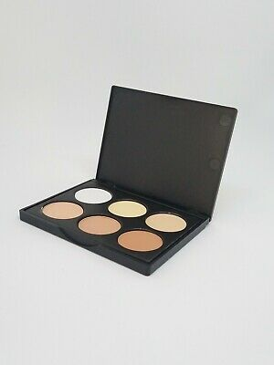 6 Colour Highlight Powder Kit
