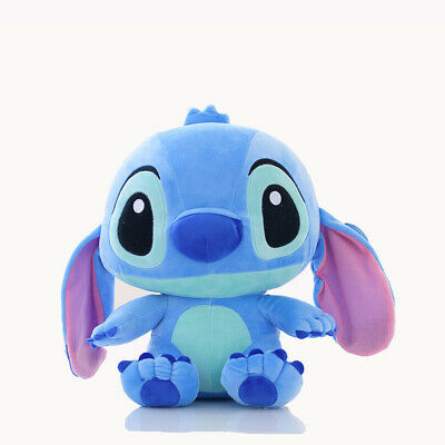 40cm Lilo and Stitch Plush Toy Soft Touch Stuffed Doll Figure Toy BDay Gift AU