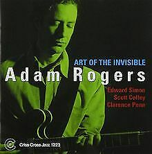 Art of the Invisible von Adam Rogers Quartet | CD | Zustand sehr gut