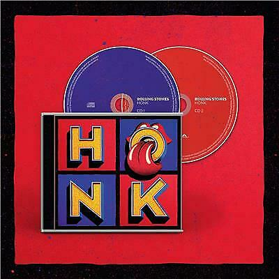 THE ROLLING STONES Honk . 2 CDS