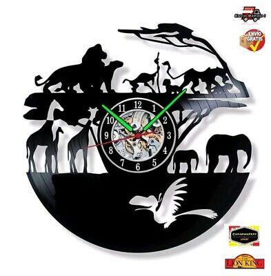 Jewelry & Watches Home & Garden Reloj De Pared Retro Deco Campeón De Boxeo Acrylglas Impreso