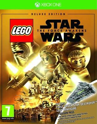 Lego Star Wars: The Force Awakens - Deluxe Edition (Star Destroyer Set) Xbox One