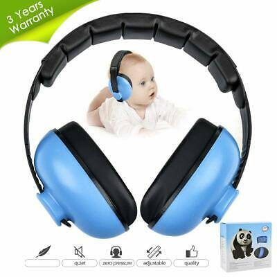 Noise Cancelling Headphones for Kids Babies Ear Protection Earmuffs Noise Red...