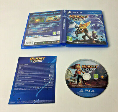 Ratchet & Clank - Sony Playstation 4 PS4 Game
