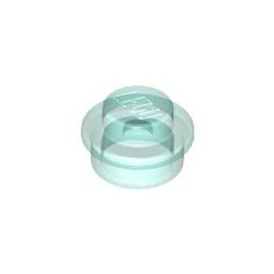 Lego 20 x Round Tile 1x1 Transparent Clear//Tile Round//98138 NEW