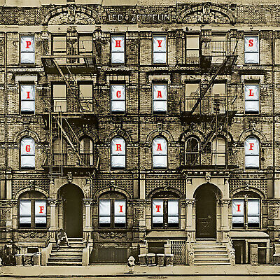 Physical Graffiti by Led Zeppelin (CD)