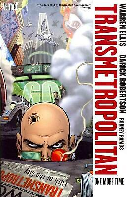 Transmetropolitan TP Vol 10 One More Time New Ed: One More Time (New Edition) by