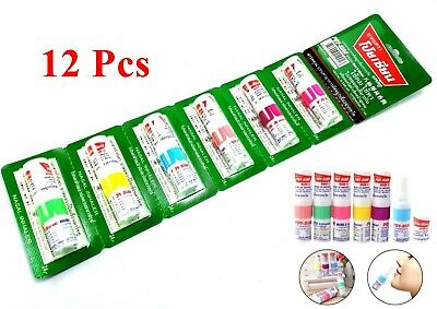 12pcs-poy sian-mark-2 ii-nasal smell dizziness inhaler bracing breezy asthma