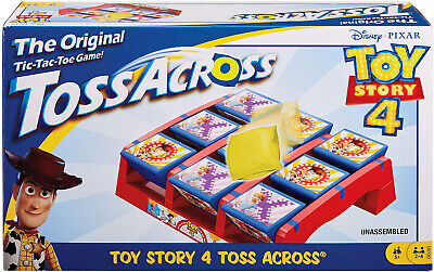 Disney Pixar Toy Story 4 Toss Across Game Kid Gift