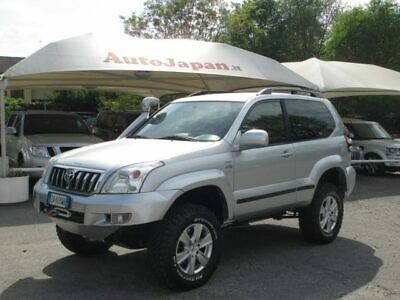 TOYOTA Land Cruiser 3.0 D-4D 16V cat 3 porte Sol